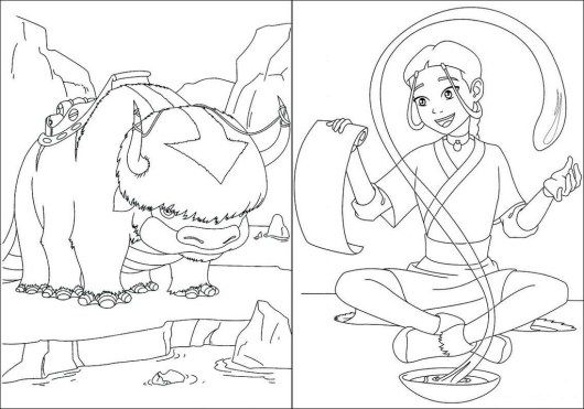 Last Kids On Earth Coloring Pages