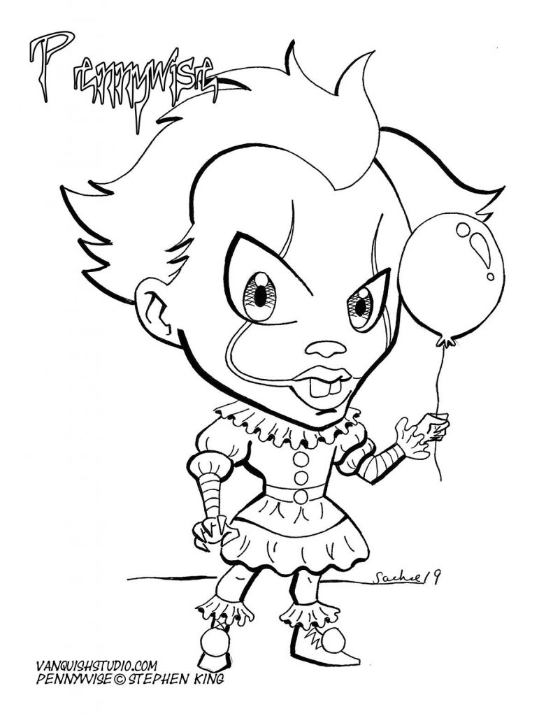 Chad Wild Clay Coloring Pages