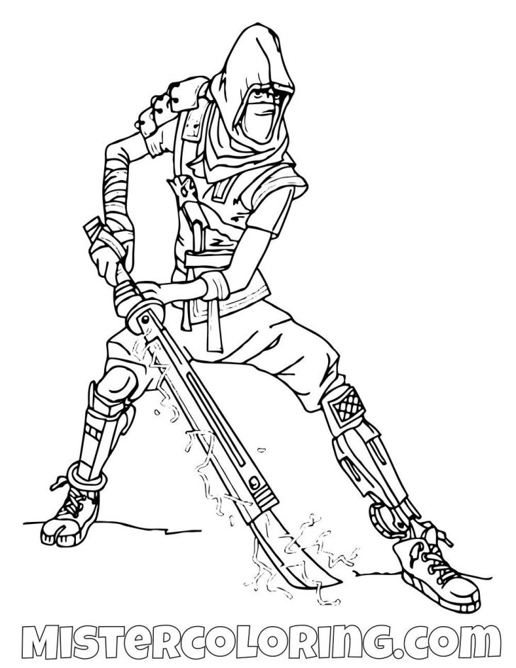 Fortnite Save The World Coloring Pages